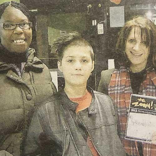 Tottenham Journal featuring Zoom Rockman
