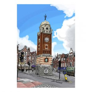 Crouch End - London Classics by Zoom Rockman
