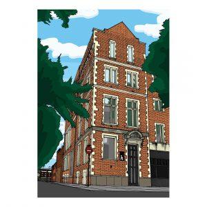 Endell Street - London Classics by Zoom Rockman