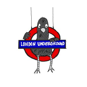 London Underground - Skany Favourites by Zoom Rockman