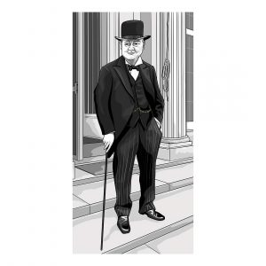 The Prime Minister - Churchill Collection by Zoom Rockman