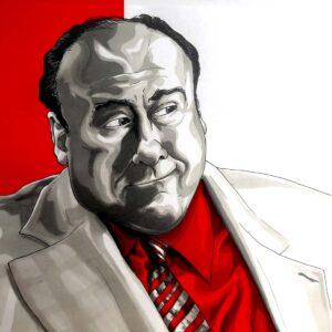 Sopranos Tony Soprano