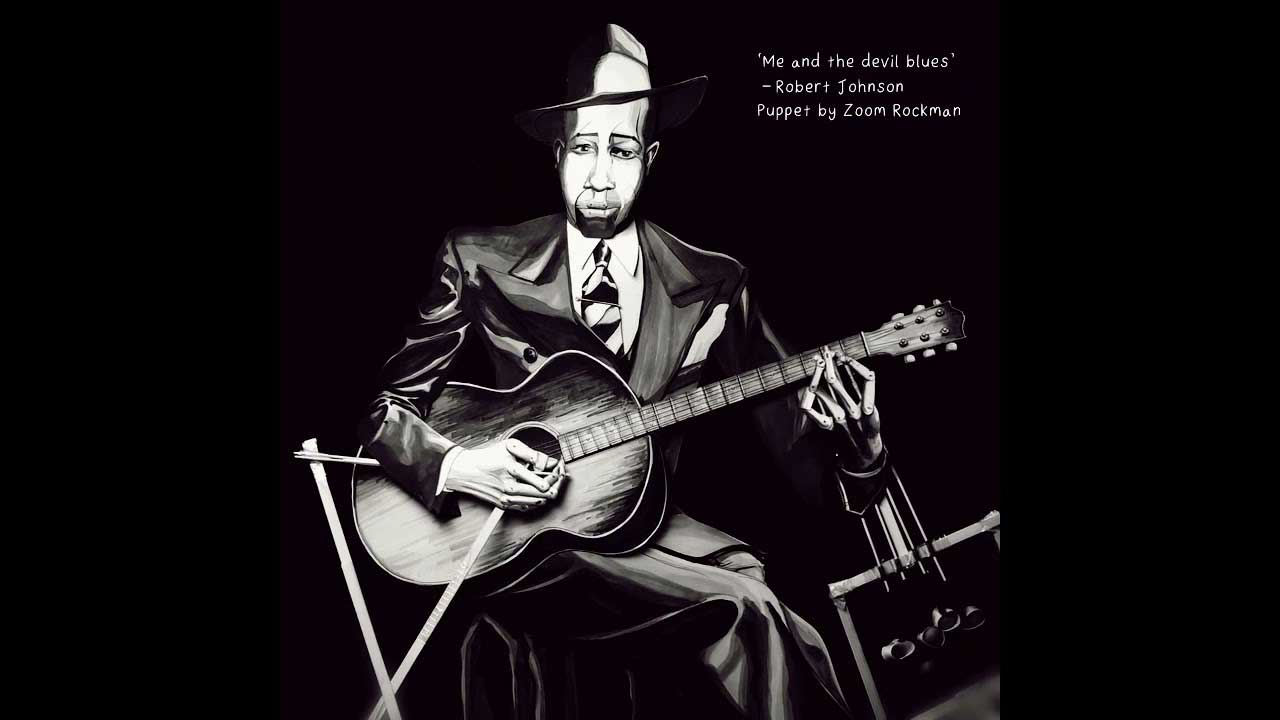 Robert Johnson – 'Me and the Devil Blues'